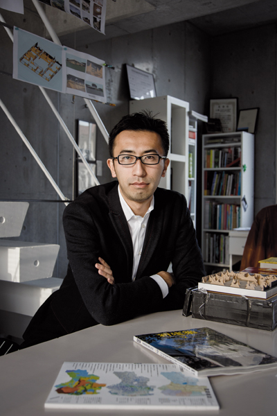 Sugawara Daisuke, gennaio 2013. -Jérémie Souteyrat per Zoom Giappone-