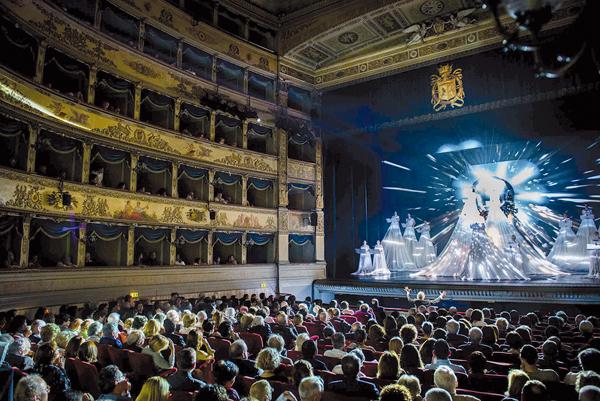 Il Festival di Ravenna durante l'edizione 2015