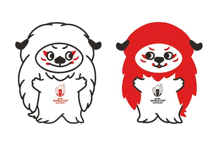 RWC2019_RenG Mascot