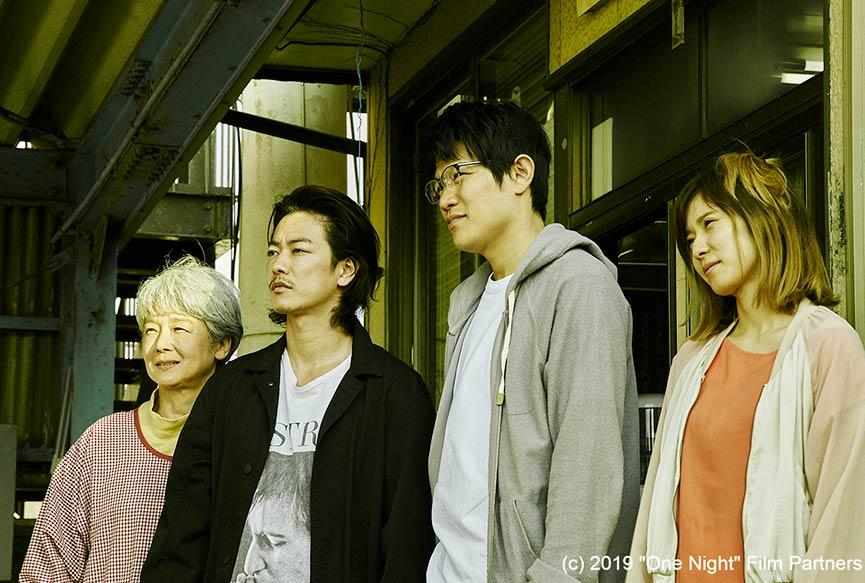 JFF Plus-One night di SHIRAISHI Kazuya