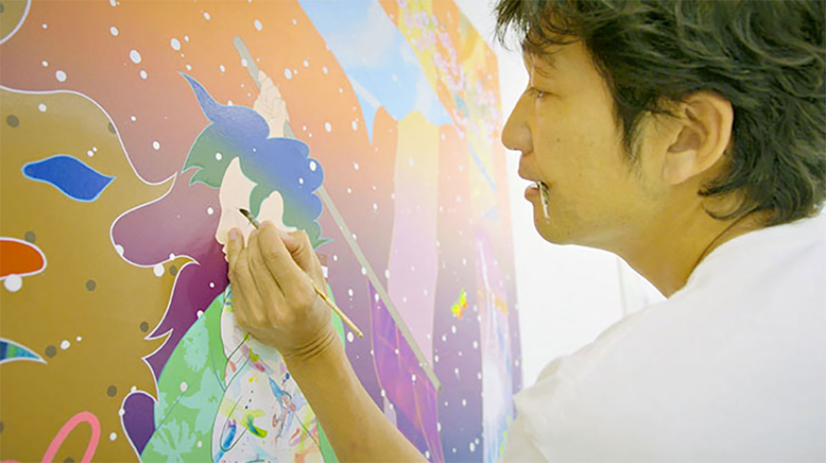 NHK WORLD-JAPAN Art is trash without social impact
