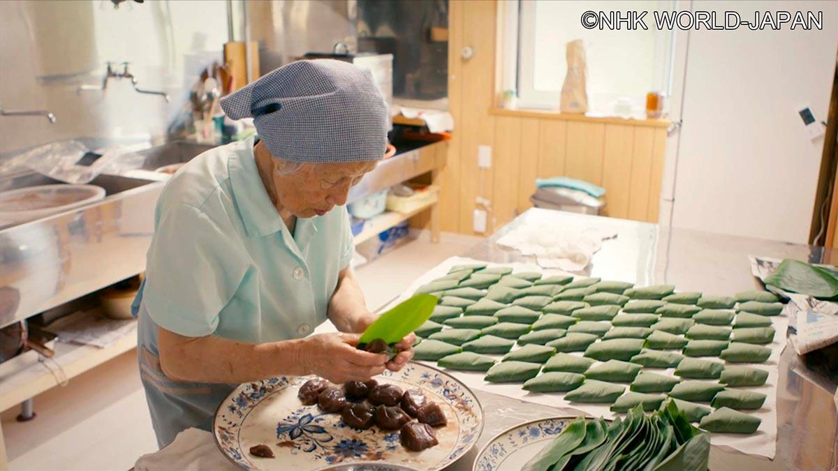The Tale of Granny Mochi: Kuwata Misao NHK WORLD JAPAN