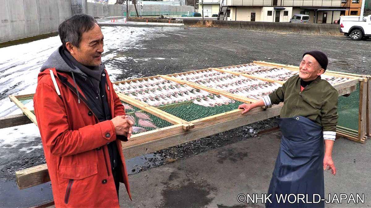 nhk world_Japan-Ken Watanabe  FUKUSHIMA  decimo anniversario