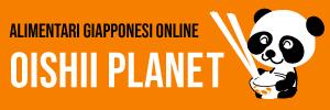 Oishii Planet, Giappone, Negozio Online di Alimentari Asiatici, ITALIA